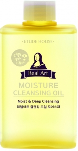 ETUDE HOUSE~Гидрофильное масло~Real Art Moisture Cleansing Oil