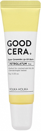 Holika Holika~Бальзам-масло для губ~Good Cera Super Ceramide Lip Oil Balm